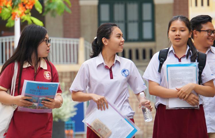 Ba đại học công bố hơn 20.000 chỉ tiêu