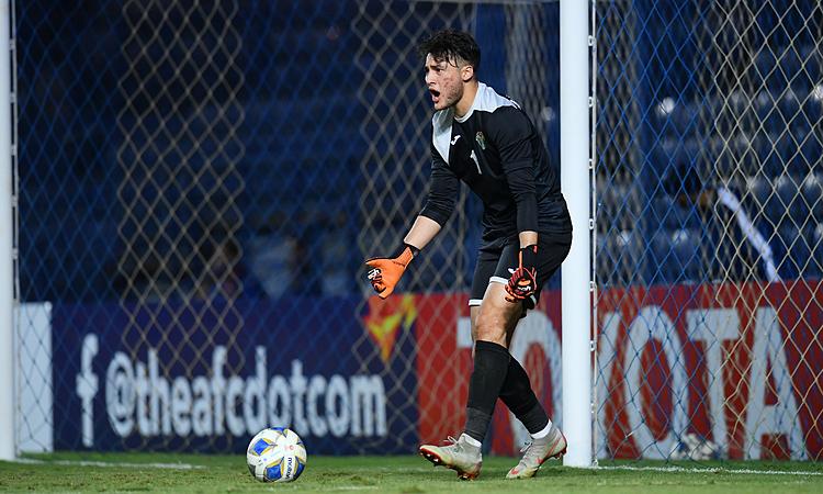 Fakhouri đặt mục tiêu vô địch với Jordan. Ảnh: AFC.