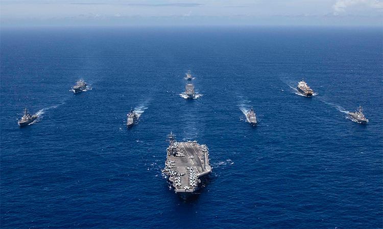 Hải quân Mỹ cần thêm tiền đóng tàu chiến - ảnh 1