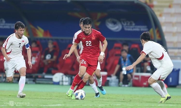Xem lại U23 Việt Nam vs U23 Triều Tiên, U23 châu Á – 16/01/2020