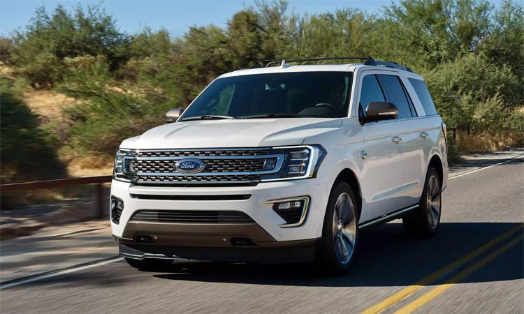 Ôtô màu trắng được chuộng nhất tại Mỹ 2019
