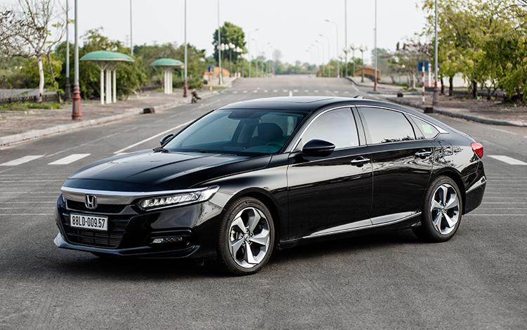 Honda Accord mới. Ảnh: Minh Quân