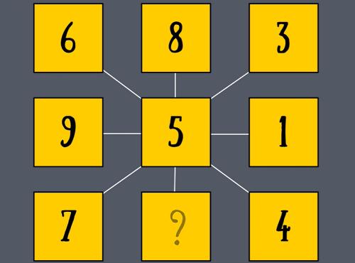 Bảy câu đố Toán học - 6