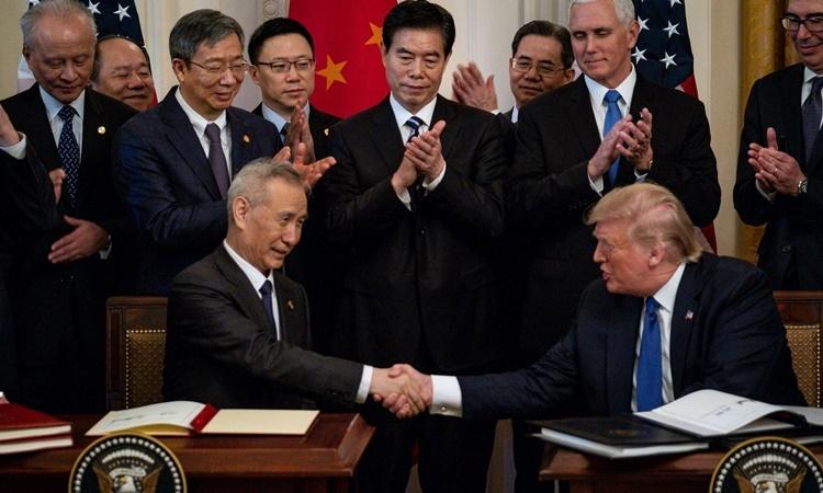 Thỏa thuận thương mại Mỹ - Trung nhiều lỗ hổng - ảnh 1