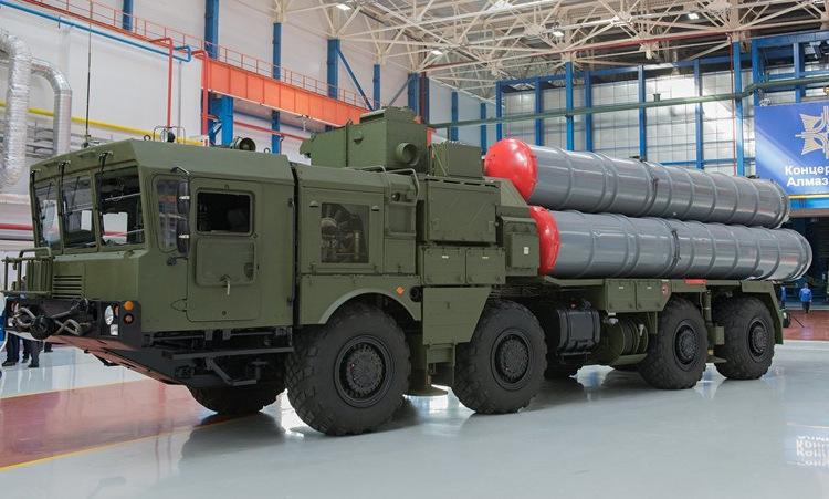 Nga sản xuất rồng lửa S-400 cho Ấn Độ - ảnh 1