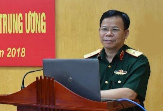Thiếu tướng Tạ Quang Khải. Ảnh: Viện kiểm sát nhân dân tối cao.