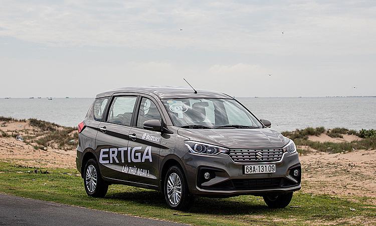 Suzuki Ertiga 2020 rục rịch về Việt Nam, giá tăng nhẹ