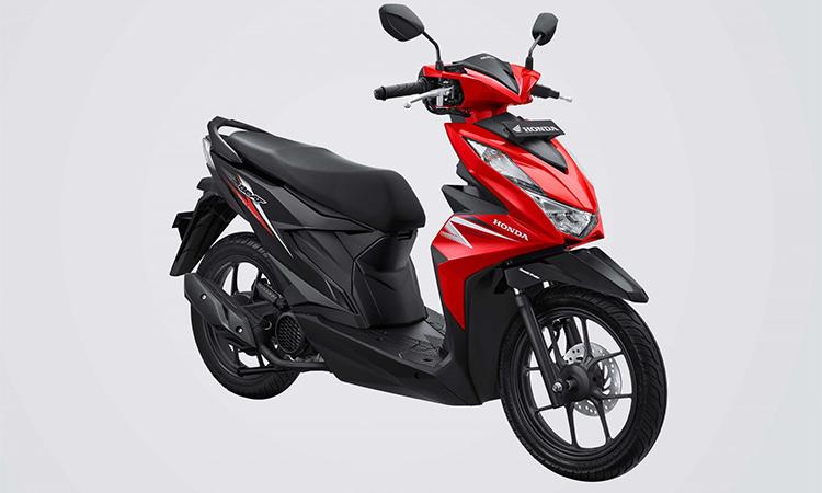 Honda BeAT 2020 ra mắt tại thị trường Indonesia. Ảnh: Honda.