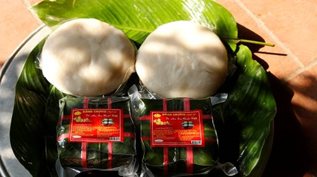 Bánh chưng, bánh giầy là linh hồn của Tết Việt.