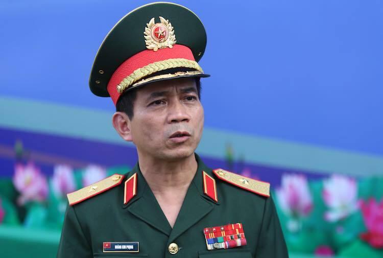 Sĩ quan Việt Nam đầu tiên trúng tuyển cán bộ trụ sở Liên Hợp Quốc - ảnh 2
