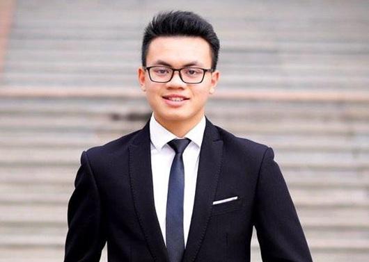Nam sinh Hà Nội giành học bổng 6,5 tỷ đồng