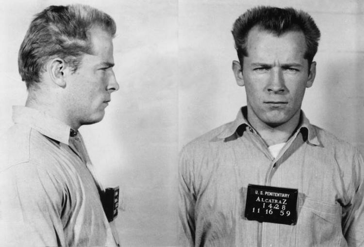 James Whitey Bulger bị bắt giữ về tội Cướp ngân hàng vào năm 26 tuổi. Ảnh: Wikimedia Commons.