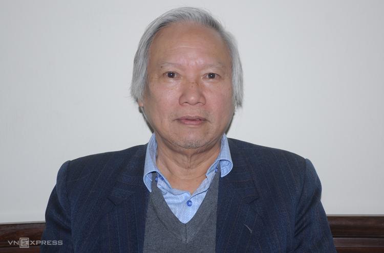 PGS Nguyễn Văn Huy. Ảnh: Viết Tuân