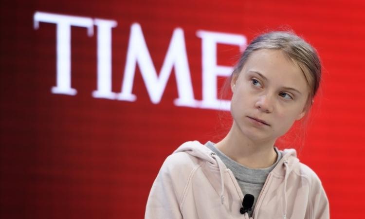 Greta Thunberg đáp trả Bộ trưởng Mỹ - ảnh 1