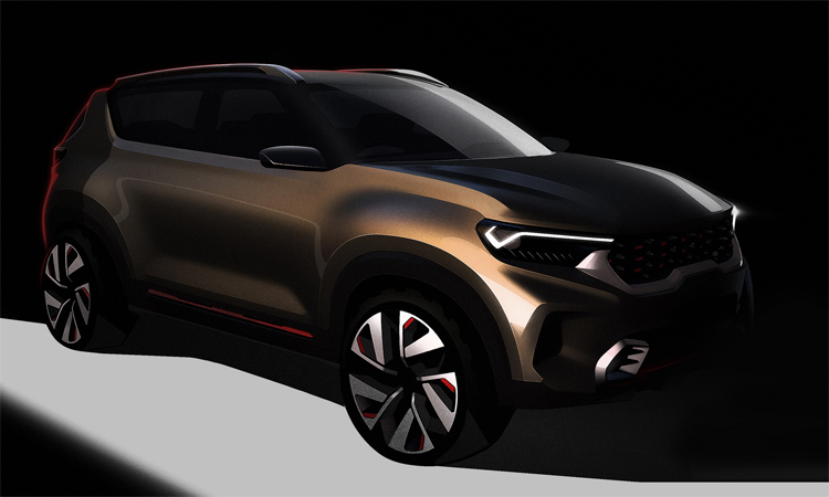 Kia sắp ra mắt SUV concept mới