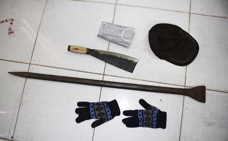 Gã trộm đột nhập biệt thự của 6 người nổi tiếng - ảnh 2