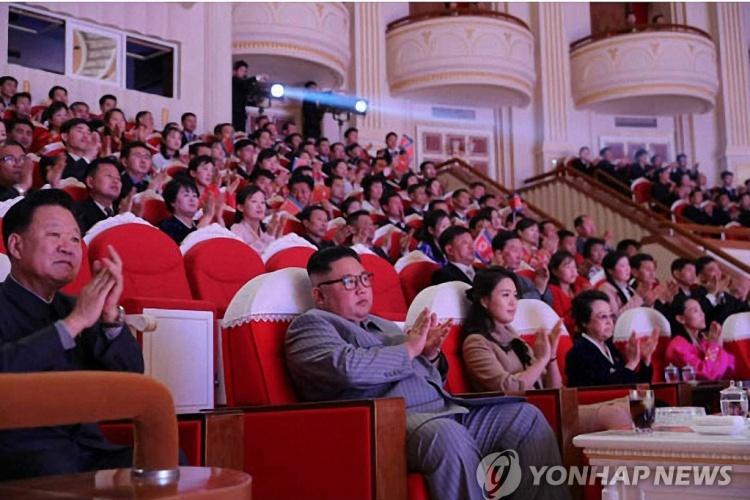 Cô của Kim Jong-un xuất hiện sau 6 năm - ảnh 1