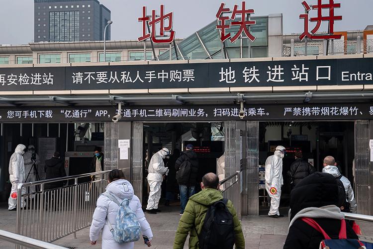 Mỹ nâng mức cảnh báo công dân tránh đến Trung Quốc - ảnh 1