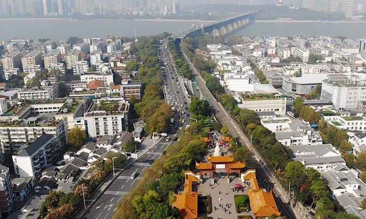 Vũ Hán - trung tâm giao thông và công nghiệp Trung Quốc - ảnh 1