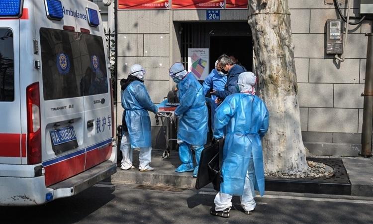 Số người chết vì viêm phổi Vũ Hán tăng lên 213