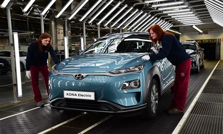 Hyundai tham vọng thành trùm xe điện ở châu Âu