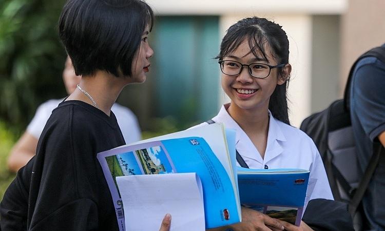 Ba đại học, học viện công bố phương án tuyển sinh
