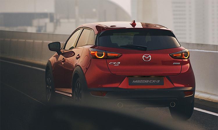 Mazda CX-3 2019 giá từ 20.400 USD. Ảnh: Mazda.