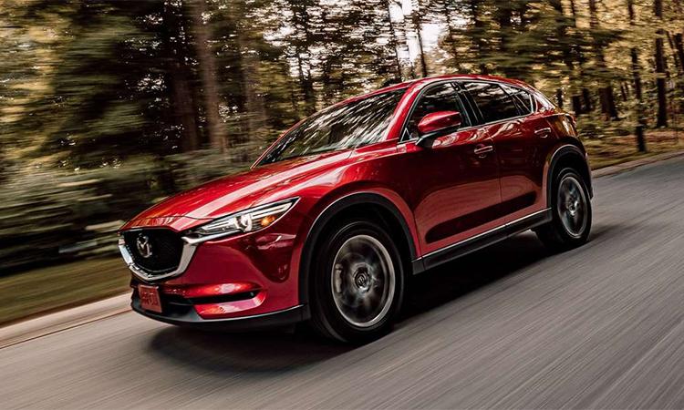 Mazda CX-5 2019giá từ 24.400 USD. Ảnh: Mazda.