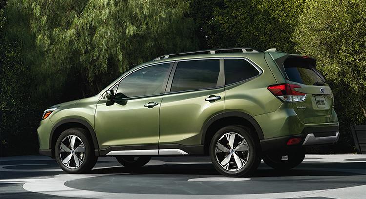 Subaru Forester 2020 giá từ 24.500 USD. Ảnh: Subaru.