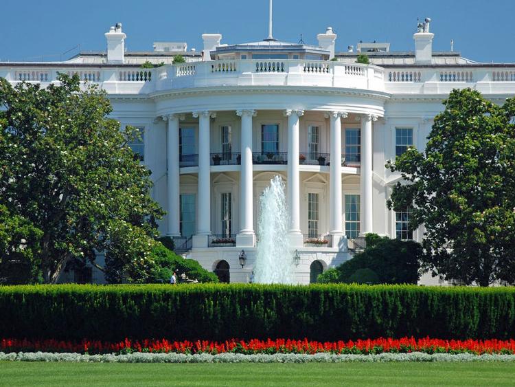 Nhà Trắng, nơi ở và làm việc của Tổng thống Mỹ. Ảnh: White House.