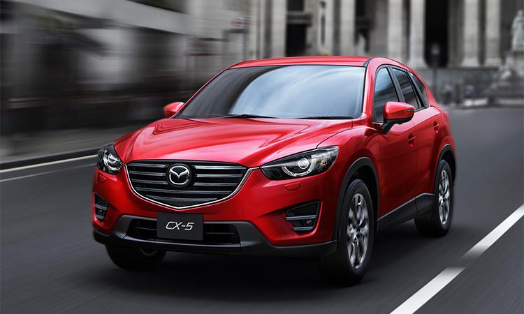 Hơn 36.000 xe Mazda CX-5 2016 bị triệu hồi tại Mỹ. Ảnh: Mazda.