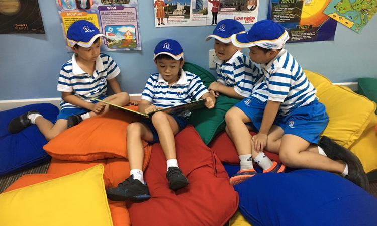 Trường quốc tế Úc mở mô hình nội trú - ảnh 1