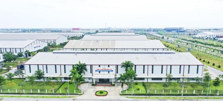 Tổng quan nhà máy sản xuất nhíp