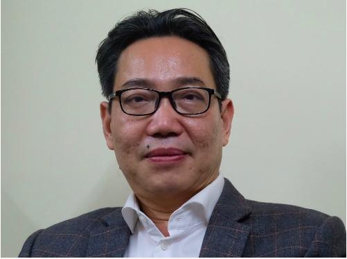 Ông Đình Văn Minh, Vụ trưởng Pháp chế Thanh tra Chính phủ. Ảnh: Hoàng Thuỳ
