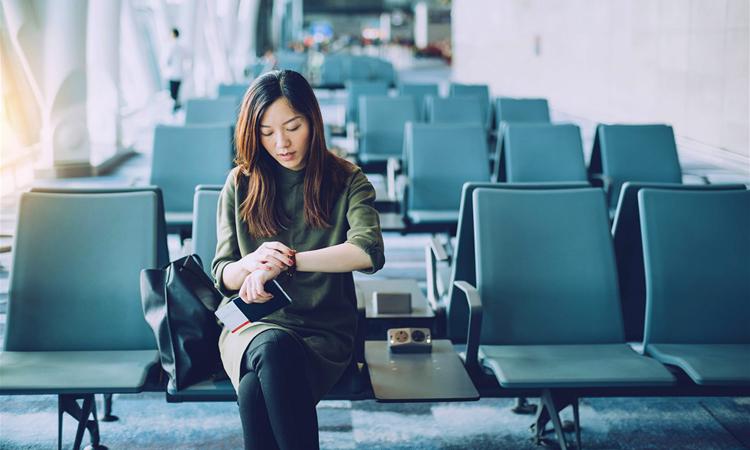 Sân bay là nơi tập trung nhiều mầm bệnh. Ảnh: Lonely Planet.