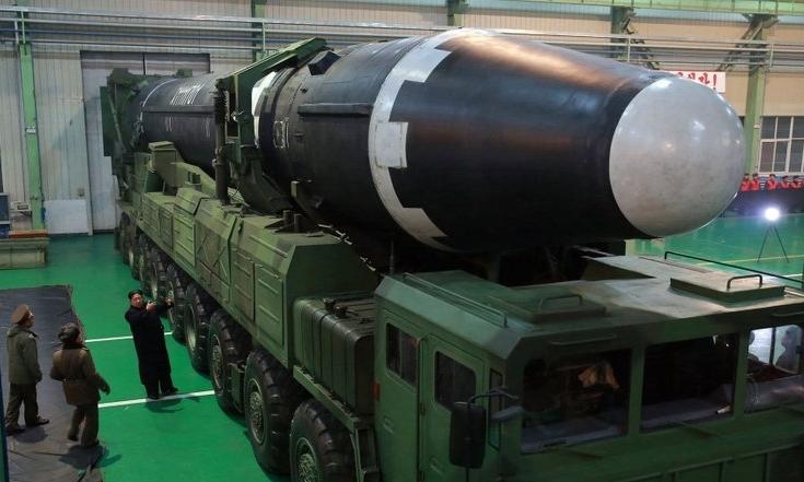Triều Tiên duy trì chương trình vũ khí hủy diệt - ảnh 1