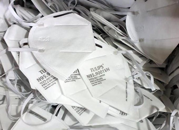 Thu gần 100.000 chiếc khẩu trang làm từ giấy vệ sinh - ảnh 2