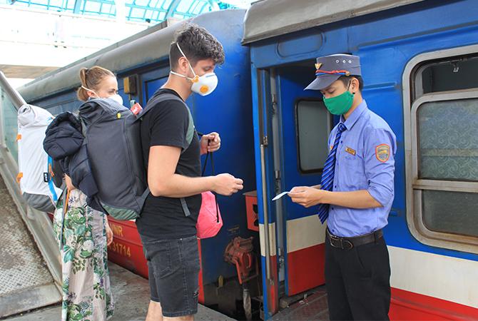 Đường sắt vắng khách - ảnh 2