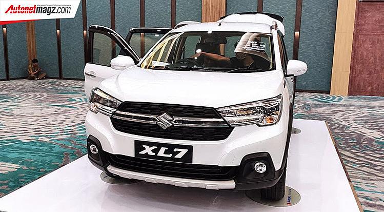 Suzuki XL7 ra mắt tại Indonesia. Ảnh: Autonetmagz