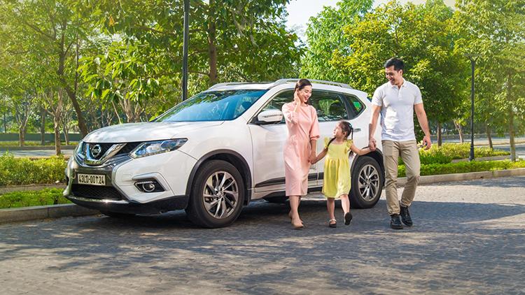 Loạt xe Nissan nhận ưu đãi đầu năm