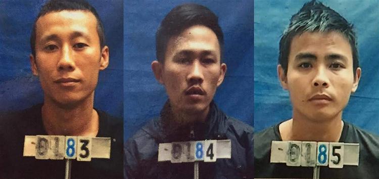 Ba kẻ trộm tiền công đức - ảnh 1