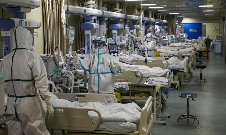 Trung Quốc tuyên bố chống dịch corona hiệu quả - ảnh 1