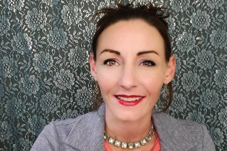 Juliette Parker từng tranh cử chức thị trưởng thành phố năm 2019. Ảnh: New York Post.