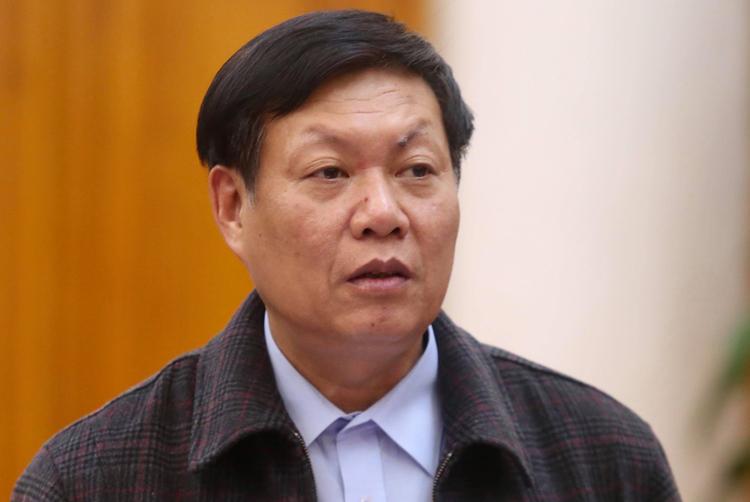Thứ trưởng Bộ Y tế Đỗ Xuân Tuyên. Ảnh: Gia Chính