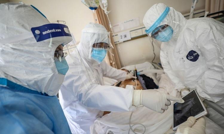 Số người chết vì virus corona tăng lên 1.873 -