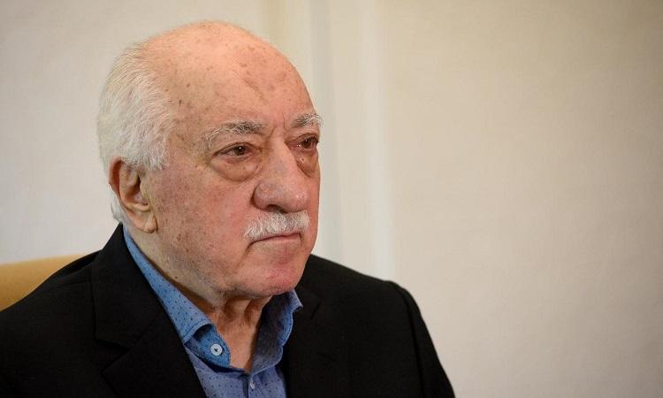 Giáo sĩ Fethullah Gulen tại nhà riêng ở Pennsylvania, Mỹ hồi tháng 7/2017. Ảnh: Reuters.