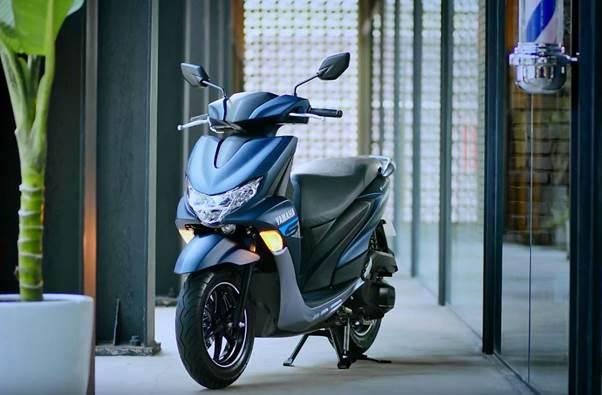 Yamaha FreeGo tại Việt Nam.