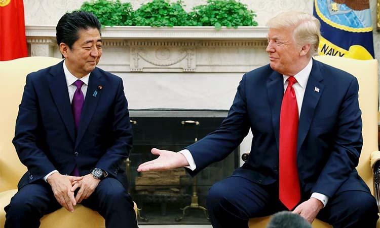 Trump có thể tới Tokyo dự Thế vận hội - ảnh 1