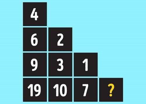 Câu đố thử tài tư duy toán học - ảnh 3