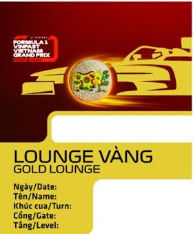 Biểu tượng văn hóa Việt trên tấm vé F1 - 2